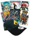 FREE Aquaman Hat With Drowned Earth Comic Book Bundle