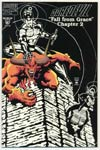 Daredevil #321 Wraparound Glow-In-The-Dark Cover