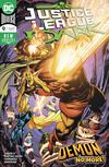 Justice League Dark Vol 2 #9 Cover A Regular Alvaro Martinez Bueno & Raul Fernandez Cover