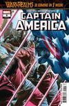 Captain America Vol 9 #9 Cover A Regular Alex Ross Cover