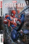 Marvels Spider-Man City At War #1 Cover A Regular Clayton Crain Cover