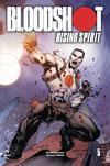 Bloodshot Rising Spirit #5 Cover C Variant Larry Stroman Cover