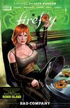 Firefly Bad Company #1 Cover A Regular Diego Galindo Cover