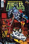 Teenage Mutant Ninja Turtles Urban Legends #11 Cover B Variant Frank Fosco & Erik Larsen Cover