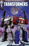 Transformers Vol 4 #1 Cover A Regular Gabriel Rodriguez Cover