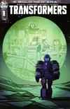 Transformers Vol 4 #1 Cover B Variant Angel Hernandez Cover