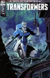 Transformers Vol 4 #2 Cover A Regular Nelson Daniel Cover