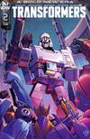 Transformers Vol 4 #2 Cover B Variant Ron Joseph Cover
