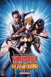 Vampirella vs Reanimator #4 Cover A Regular Johnny Desjardins Cover