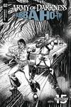 Army Of Darkness Bubba Ho-Tep #2 Cover F Incentive Tom Mandrake Black & White Cover