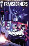 Transformers Vol 4 #1 Cover C Incentive Casey W Coller Variant Cover