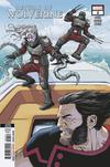 Return Of Wolverine #2 Cover H 2nd Ptg Declan Shalvey Variant Cover