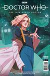 Doctor Who 13th Doctor #1 Cover Q 3rd Ptg Variant Babs Tarr Cover