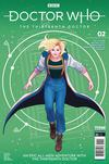 Doctor Who 13th Doctor #2 Cover E 2nd Ptg Variant Paulina Ganucheau Cover