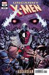 Uncanny X-Men Vol 5 #15 Cover B Variant Patrick Zircher Asgardian Cover