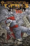 Teenage Mutant Ninja Turtles Shredder In Hell Directors Cut #1