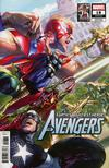 Avengers Vol 7 #18 Cover C Variant Alex Ross Marvels 25th Tribute Cover (War Of The Realms Tie-In)(Limit 1 Per Customer)