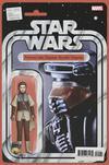 Star Wars Vol 4 #64 Cover B Variant John Tyler Christopher Action Figure Cover