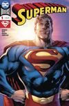 Superman Vol 6 #1 Cover I DF Signed By Brian Michael Bendis (Re-Issue)