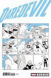 Daredevil Vol 6 #3 Cover B Variant Nao Fuji Cat Cover