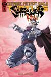 Teenage Mutant Ninja Turtles Shredder In Hell #1 Cover D 2nd Ptg Variant Mateus Santolouco Cover