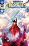 Action Comics Vol 2 #1012 Cover A Regular Jamal Campbell Cover (Event Leviathan Tie-In)