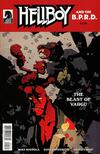 Hellboy And The BPRD Beast Of Vargu Cover B Variant Mike Mignola Cover