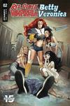 Red Sonja And Vampirella Meet Betty And Veronica #2 Cover A Regular Fay Dalton Cover