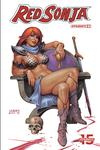 Red Sonja Vol 8 #5 Cover B Variant Joseph Michael Linsner Cover