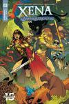 Xena Warrior Princess Vol 4 #3 Cover B Variant Emanuela Lupacchino Cover