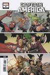 Captain America Vol 9 #6 Cover E 2nd Ptg Variant Leinil Francis Yu Cover