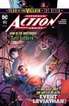 Action Comics Vol 2 #1013 Cover A Regular Jamal Campbell Cover (Year Of The Villain The Offer Tie-In)