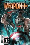 Wolverine And Captain America Weapon Plus #1 Cover A Regular Skan Cover