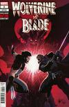 Wolverine vs Blade Special #1 Cover B Variant Matteo Scalera Cover