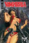 Vampirella Vol 8 #1 Cover B Variant Alex Ross Cover