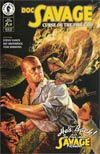 Doc Savage Curse Of The Fire God #1