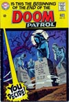 Doom Patrol Vol 1 #121