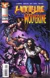 Witchblade Wolverine One Shot E-Bas Cover