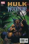 Hulk Wolverine 6 Hours #1