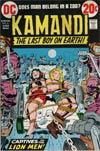 Kamandi The Last Boy On Earth #6