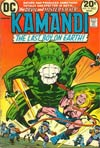 Kamandi The Last Boy On Earth #12