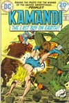 Kamandi The Last Boy On Earth #14
