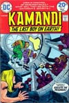 Kamandi The Last Boy On Earth #15