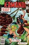 Kamandi The Last Boy On Earth #53