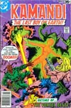 Kamandi The Last Boy On Earth #55