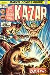 Ka-Zar #4