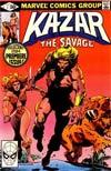 Ka-Zar The Savage #1