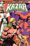 Ka-Zar The Savage #11