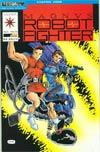 Magnus Robot Fighter #15