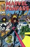 Marvel Fanfare #11